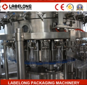 Carbonated Soda Soft Drink Filling Machine pictures & photos