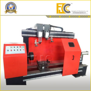 Electric Water Heater Inner Tank Round Seam Welding Machine pictures & photos