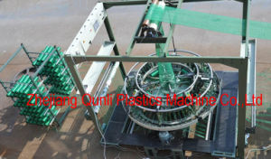 4-Shuttle Mesh Bag Making Machine Circular Loom pictures & photos