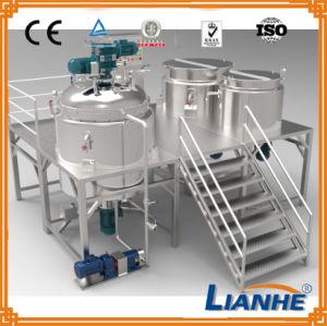 High Efficiency Vacuum Homogenizer Emulsifying Mixer for Cream pictures & photos