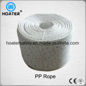Most Popular High Strength 3 Strand Twist Polypropylene Mooring Line