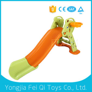 Indoor Playground Kid Toy Plastic Slide Plastic Toy for Kids pictures & photos