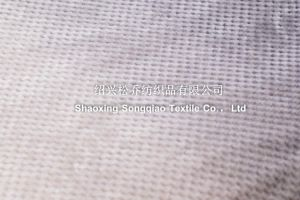 Jacquard Printed Flannel Blanket - Gradients Grey pictures & photos