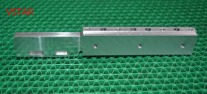 High Precision CNC Machining Aluminum Part with Zinc Plating pictures & photos