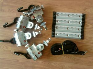 X-801-1 Wheelchair Restraint System with Safety Belts pictures & photos
