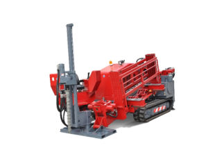 High Efficiency Horizontal Directional Drilling Equipment with Motor Power of 62kw pictures & photos