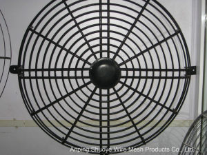 Industrial Fan Cover Welded Metal Wire Fan Finger Guard pictures & photos