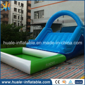 New Design Factory Sale Big Water Slide, Inflatable Water Slide for Inground Pools