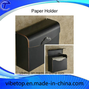 Stainless Steel Hotel Rectangle Tissue Paper Box pictures & photos