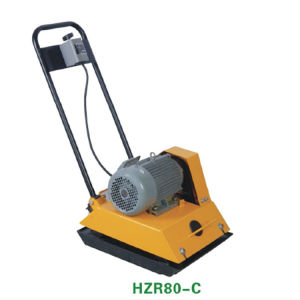 Forward Plate Compactor 12kn Petrol Engine 5.0~5.5HP pictures & photos