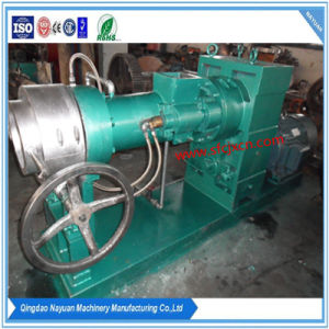 Rubber Strainer, Reclaimed Rubber Straining Machine (XJL-150) pictures & photos