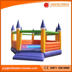 Inflatable Hexagonal Bouncy Castle for Kids Toy (T2-605) pictures & photos