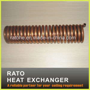 Customizing All Kinds of Copper Coil for Heat Exchanger