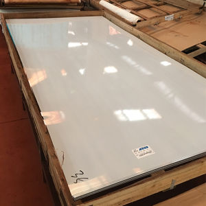 201/304/316/430 8k Mirror Finish Stainless Steel Sheet pictures & photos