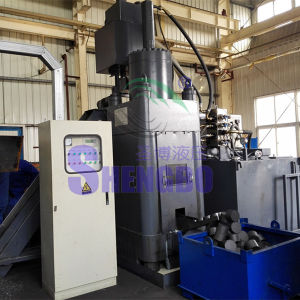 Scrap Metal Iron Automatic Briquetting Machine (CE) pictures & photos