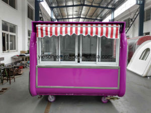 Mobile Hot Dog Vending Carts pictures & photos