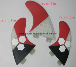 High Quality Fcs Surf Fins G5 Surfing Fins for Surfboard Tri Set pictures & photos
