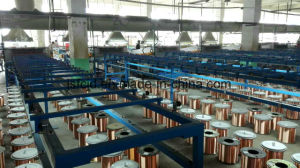 FC-T16 Copper Wire and Alloy Wire Annealing Tinning Machinery pictures & photos