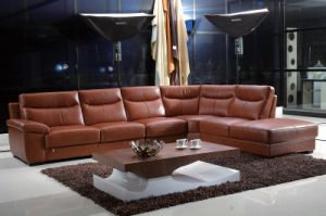 American Leather Sofa Living Rome Furniture Sofa Set (SBL-9108) pictures & photos