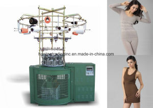 16 Inch Computerized Seamless Garments Knitting Machine pictures & photos