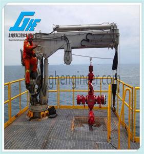 Electrical Hoist Ship Deck Crane pictures & photos
