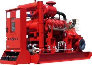 Pacific Brand Edj Packaged Fire Fighting Pump Unit pictures & photos