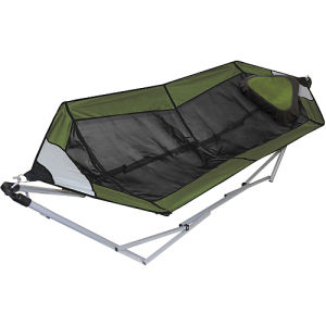 Portable Metal Frame Folding Hammock for Beach and Party pictures & photos