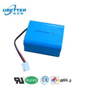 Ubetter7.4V 10400mAh Li-ion Battery for E-Cigarette pictures & photos