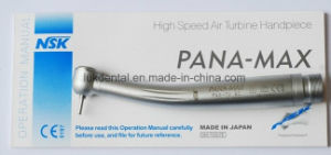 Hot Sale Medical Supply NSK Pana Max Handpiece Dental Equipment (CE Approved) pictures & photos