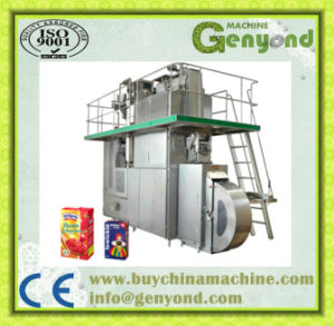 Milk Aseptic Carton Brick Filling Machine pictures & photos