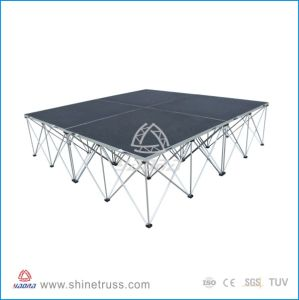 Stage, Truss Stage, Aluminum Portable Stage pictures & photos