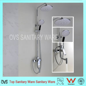 New Style Chrome Stainless Steel Square Rain Shower Head Shower pictures & photos