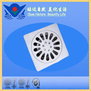 Xc-012 Bathroom Accessories Stainless Steel Sanitary Ware Floor Drain pictures & photos