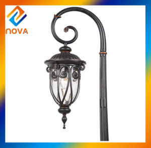 China Manufacturer Retro IP44 Garden Double Heads Outdoor Light pictures & photos