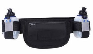 Running/Travel Belt with Water Bottle Holder Fitness Walking/Cycling Bum/Waist Bag pictures & photos
