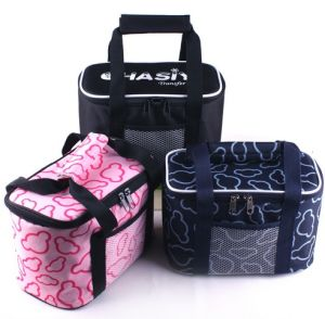 Customized 600d Cooler Bag Lunch Bag with Handle pictures & photos