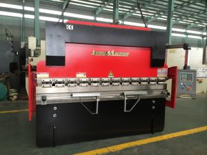 2017 Hot Sale Press Brake, Hydraulic Press Brake Wc67k-400X5000 pictures & photos