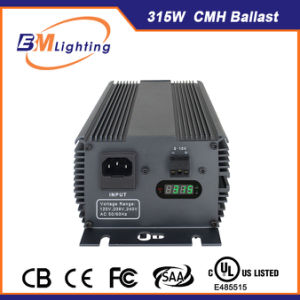 Guangzhou Manufacture 315W Dimmable Low Frequency Grow Light Magnetic Ballast with LED Display pictures & photos