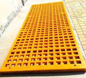 Urethane Vibrating Screen with Super Wear Resistance pictures & photos