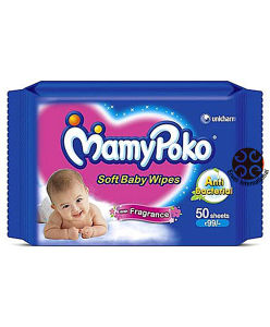 FDA Approved Sensitive 72PCS Baby Wipes pictures & photos
