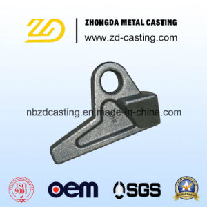 OEM Lost Wax Casting for Concrete Mixing Truck pictures & photos
