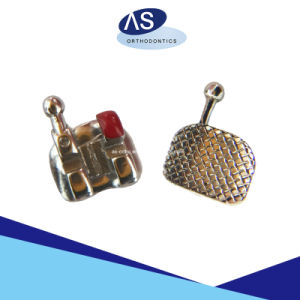 Orthodontics MIM Metal Bracket pictures & photos