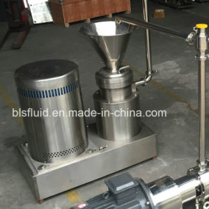 Jmf-200 Steel Chocolate Beans Grinding Mill Machinery pictures & photos