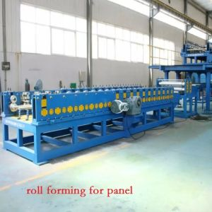Equipments Sandwich Panel Making Machine pictures & photos