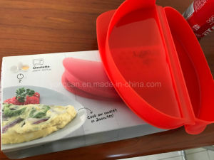 Microwave Use Silicone Omelet Cooker Mold pictures & photos