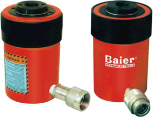 Large Bore Single Acting Types of Hydraulic Jack pictures & photos