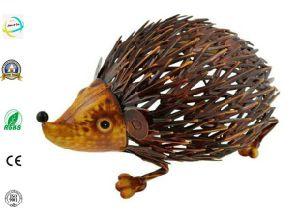 Metal Hedgehog Animal Shape Garden Decoration Souvenir Crafts pictures & photos