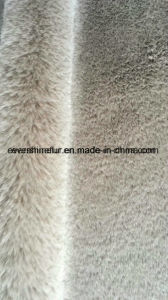 Foil Suede Bonding Sherpa Curly Fur Fake Fur Fabric for Garment pictures & photos