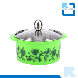 Wholesale Cheap Mini Stainless Steel Hot Pot with Cover pictures & photos