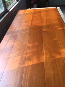 Factory Direct Sales Natural Waterproof Teak Wood Floor pictures & photos